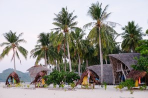 Bazni tabor Tao Philippines - otok Daracuton