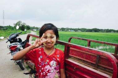 Vaščanka, vas Dala, Jangon, Mjanmar