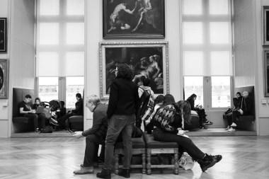 Musée du Louvre, Pariz