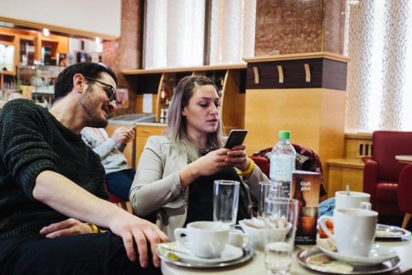 Beno in Mateja v Hotelu Ajda, Terme 3000 - Moravske Toplice