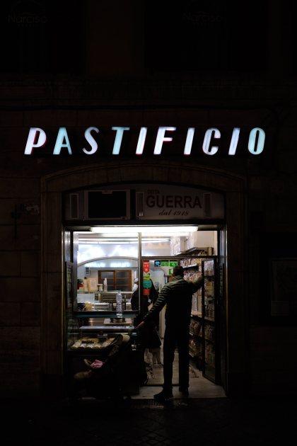 Pastificio Guerra, izlet v Rim