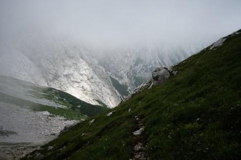 Izlet v Hribe - Bivak pod Skuto, Kamniško-Savinjske Alpe