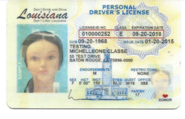 S License Id Driver Scanner