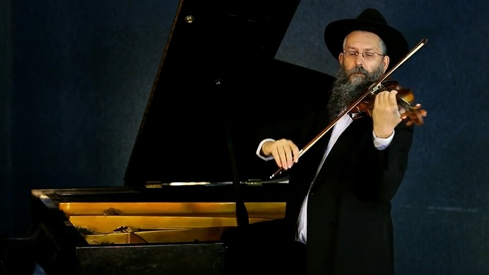 מרדכי ברוצקי - ניגון של אדמו