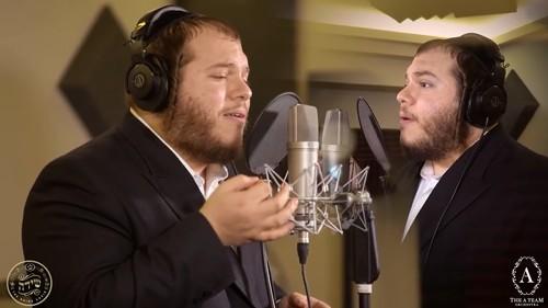 לוי פלקוביץ ומקהלת שירה - שמרו שבתותי
