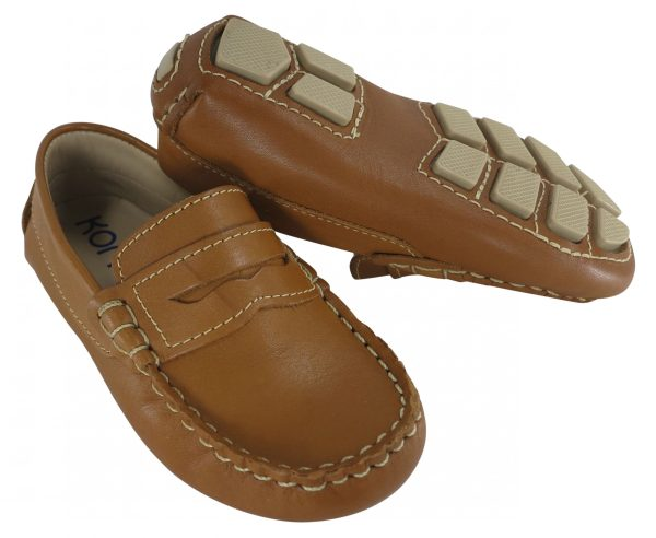 Best Shoes for Kids PA-MO-5005 Natural