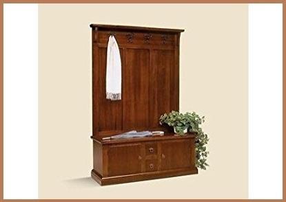 Limita ai classici pannelli guardaroba per ingresso o ai tradizionali mobili. Mobile Ingresso Appendiabiti Classico Dove Comprare Armadi Online