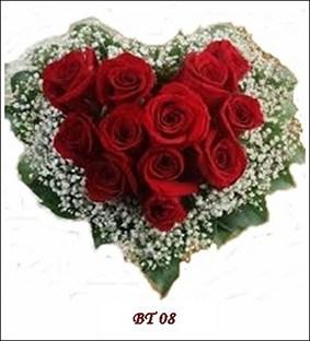 Bunga Rangkaian Valentine Terbaik