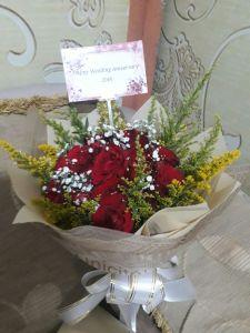 Hand Bouquet Terjangkau di Pariaman