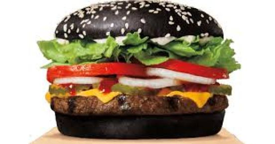 Kreasi dan Cara Membuat Roti Burger Hitam Yang Enak