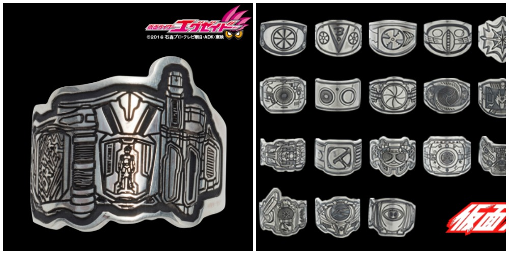 Kamen Rider Ex-Aid Gamer Driver Ring Announced & Re-Release