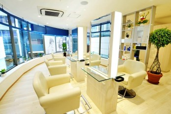 Rambut Jacques Moisant Paris & Spa Salon Ginza