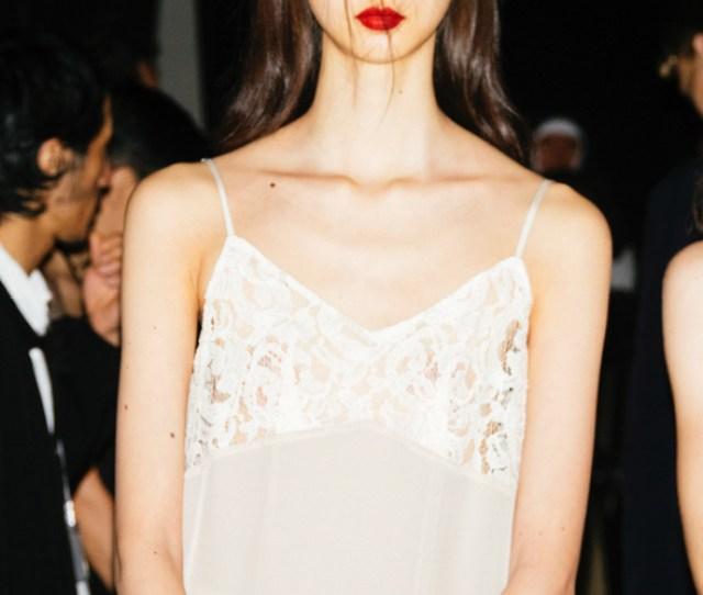 Backstage At Dressedundressed Ss At Amazon Fashion Week Tokyo