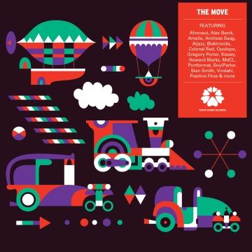 Tokyo Dawn Records – The Move
