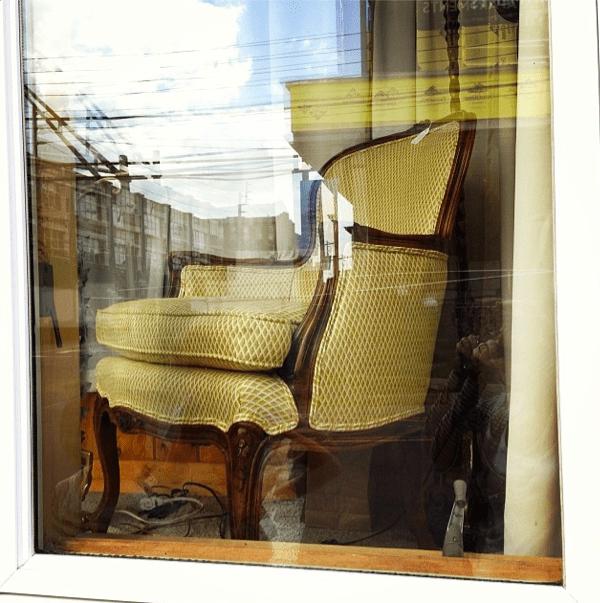 vintage bergere NJ antiques