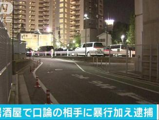 Police arrested a 53-year-old male taxi driver in the assault of a man who later died