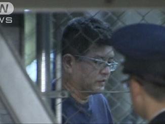 Hajime Narahara, an anesthesiologist, allegedly injected a drug into his arm during surgery