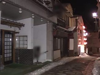 The manager of a sex parlor located in the Ikaho Hot Springs tourist area of Shibukawa City is among three suspects accused of employing Cambodian women without proper visas (TBS News)
