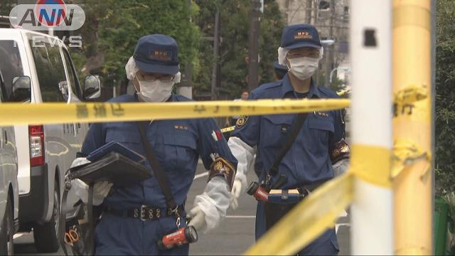 Tokyo police found the body of a man, 82, collapsed in the bathtub of his residence in Suginami Ward early Friday