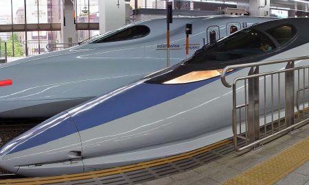 Bullet Train (Shinkansen)