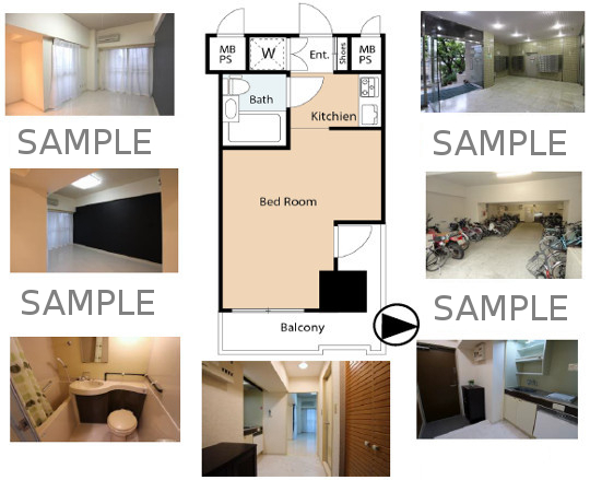 Tokyo Room Finder Private Apartments
