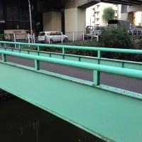 新堀橋全景