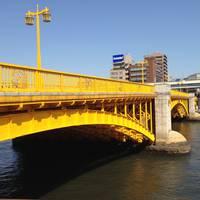 蔵前橋全景