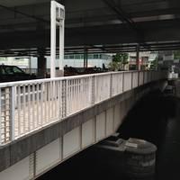 西河岸橋全景