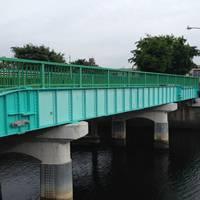 清水橋全景
