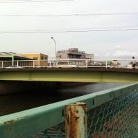谷塚橋全景