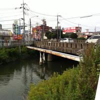 水神橋全景