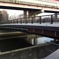 六町加平橋全景
