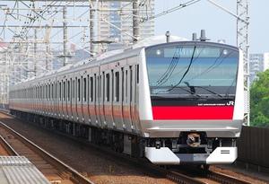 妻がフライトしている気持ちで京葉線に乗っていると考えると、それはそれですごいな
