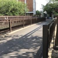 加賀さくら橋道路部