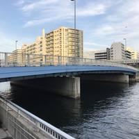 潮路橋全景