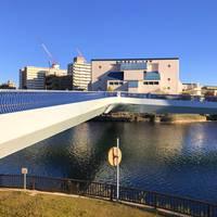 小名木川クローバー橋全景