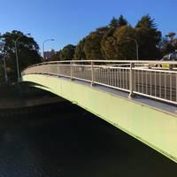 本村橋全景