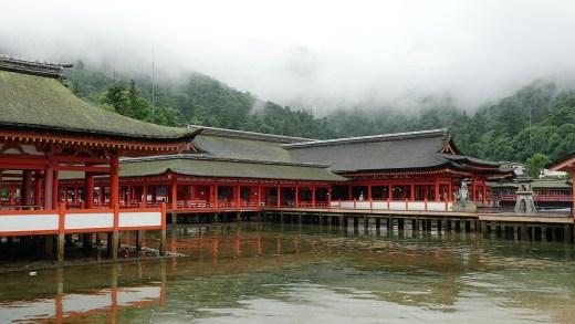 Miyajima-Itsukushima-Shrine
