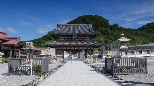 Osorezan Bodai-ji Temple
