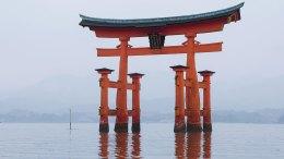 The Great Torii – Miyajima
