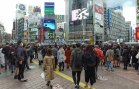 WalkingAroundShibuya
