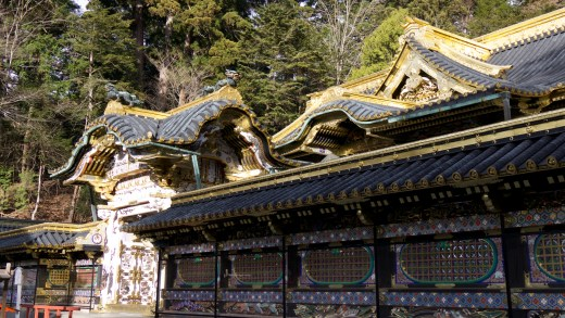 20150104 Nikko Tosho-gu shrine