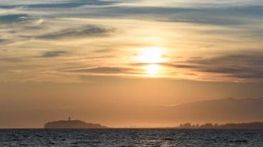 Sunset on Enoshima_featured