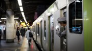 Yamanote Line ready to go