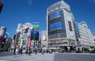 Shibuya Crossing long take
