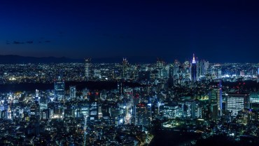 Night views are the most impressive
