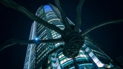 Giant spider and big buildings: welcome to Roppongi