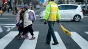 Japan's volunteers: making kids' way to school safer