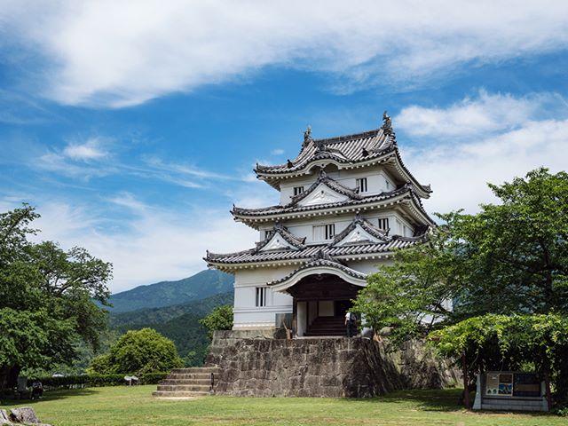 Uwajima, Ehime