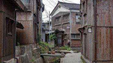 [Sado Island] Walking around Shukunegi Village